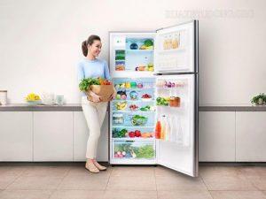 công suất của tủ lạnh
