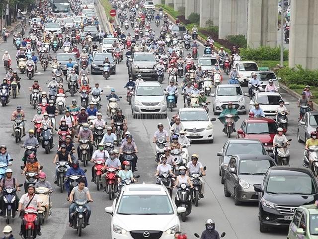 thực trạng giao thông hiện nay