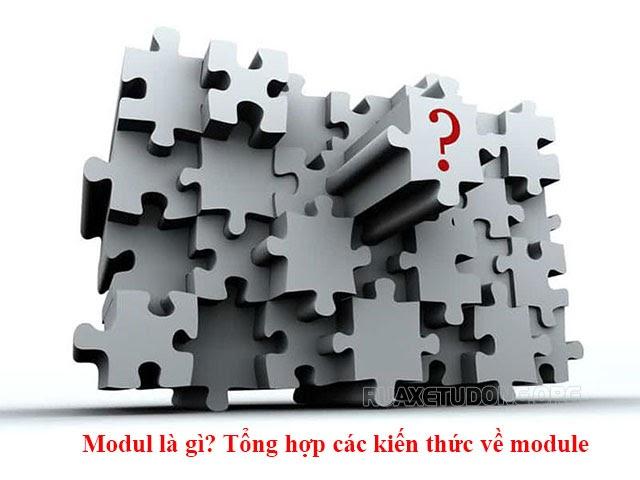 modul là gì