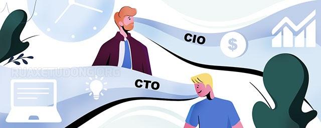 CIO và CTO