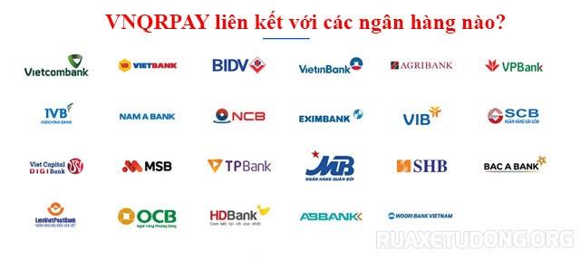 thanh toán trực tuyến liên kêt ngân hàng