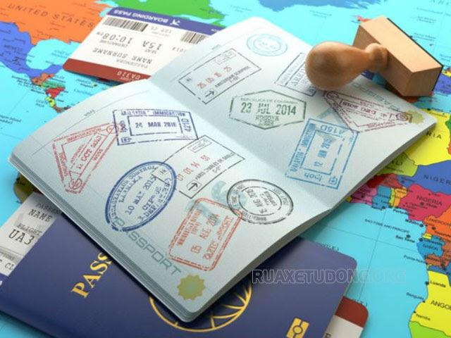 Hộ chiếu và visa khác nhau như thế nào?