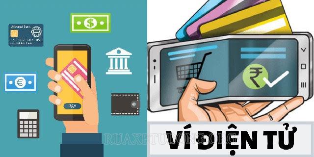 Ví điện tử là gì? Các loại ví điện tử có mặt trên thị trường - Rửa xe tự động