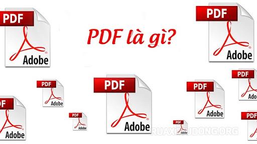 PDF là gì? Tổng quan các thông tin chi tiết