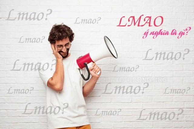 lmao là gì