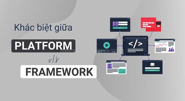 platform vs framework